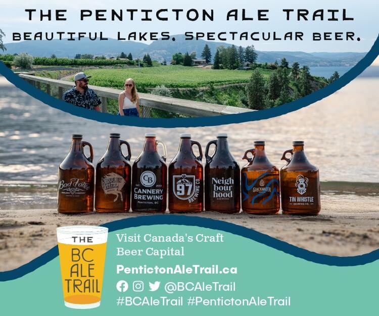 The Penticton Ale Trail